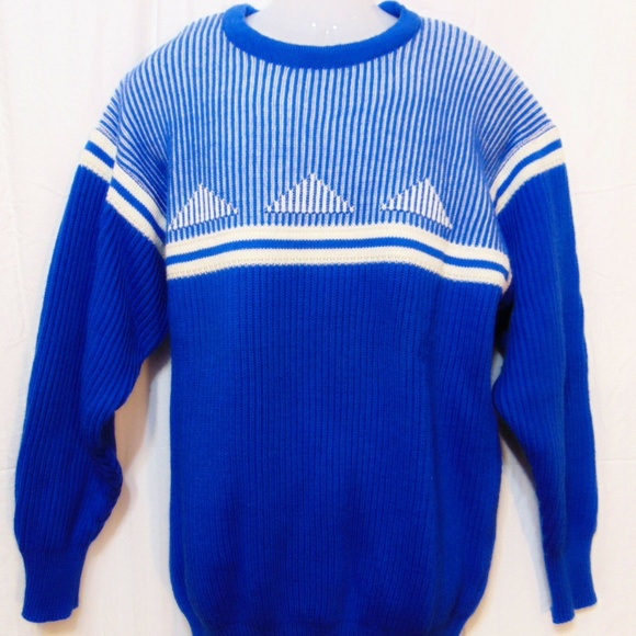 CB SPORTS Other - CB SPORTS Vintage 80s Crew Neck Heavy Sweater XL